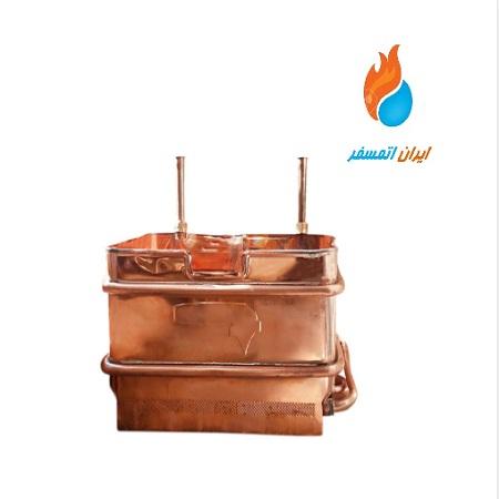مبدل حرارتی 18 لیتری بوتان