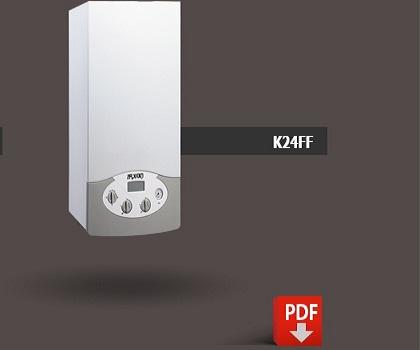 پکیج ایران رادیاتور K24FF