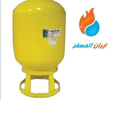 منبع تحت فشار 100لیتری مهر افروز