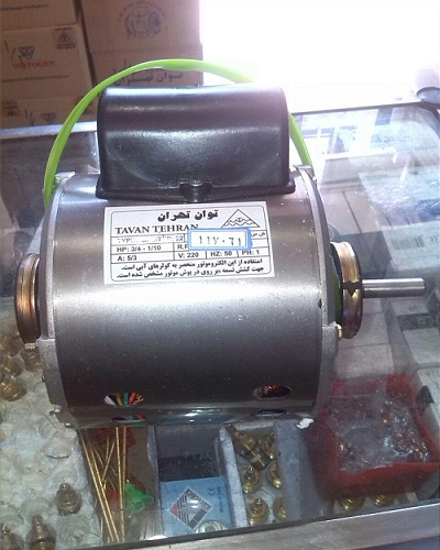 موتور کولر 3/4توان تهران