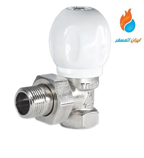 شیر رادیاتور تکسا صادراتی